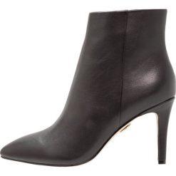 Botki damskie lity: Buffalo Ankle boot black