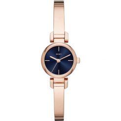 Zegarek DKNY - Ellington NY2666 Rose Gold/Rose Gold. Żółte zegarki damskie DKNY. W wyprzedaży za 499,00 zł.