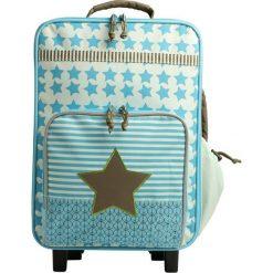 Lässig KIDS STARLIGHT Walizka na kółkach olive. Niebieskie torebki klasyczne damskie marki Lässig. W wyprzedaży za 215,10 zł.