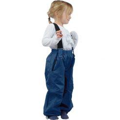 Spodnie niemowlęce: Spodnie funkcyjne w kolorze granatowym