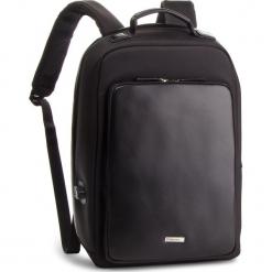 Plecak WITTCHEN - 87-3U-207-1 Czarny. Czarne plecaki męskie Wittchen, z materiału. Za 599,00 zł.