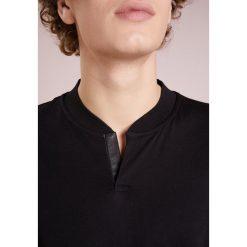T-shirty męskie: LAGERFELD Tshirt basic black