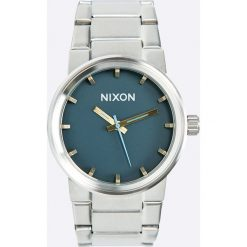 Nixon - Zegarek A1602076 Cannon. Szare zegarki męskie Nixon, szklane. W wyprzedaży za 449,90 zł.