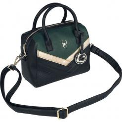 Thor Loungefly - Loki Cosplay Torebka - Handbag wielokolorowy. Czarne torebki klasyczne damskie Thor, z motywem z bajki. Za 284,90 zł.