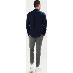 Koszule męskie na spinki: Burton Menswear London OXFORD    Koszula navy