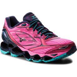 Buty sportowe damskie: Buty MIZUNO - Wave Prophecy 6 J1GD170018 Różowy