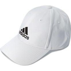 Czapka z daszkiem adidas - 6PCap Ltwgt Emb BK0794 White/White/Black. Białe czapki z daszkiem damskie Adidas, z materiału. Za 59,95 zł.