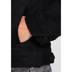 Kurtki męskie bomber: TOM TAILOR DENIM Kurtka jeansowa black stone wash denim