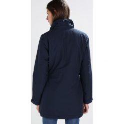 Schöffel INSULATED PORTILLO Płaszcz zimowy navy blazer. Niebieskie płaszcze damskie zimowe Schöffel, z materiału, sportowe. Za 839,00 zł.
