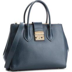 Torebka FURLA - Metropolis 978101 B BML2 ARE Ardesia e. Niebieskie torebki klasyczne damskie marki Furla, ze skóry. Za 1209,00 zł.