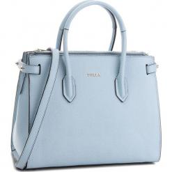 Torebka FURLA -  Pin 963107 B BLS1 OAS Fiordaliso e. Niebieskie torebki klasyczne damskie Furla, ze skóry. Za 1179,00 zł.