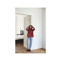 MARGOT MARSALA bluza. Czerwone bluzy damskie Gau great as you, m, z bawełny. Za 249,00 zł.