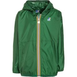 KWay CLAUDE LE VRAI 2.0 Kurtka Outdoor green. Brązowe kurtki chłopięce marki Reserved, l, z kapturem. Za 209,00 zł.