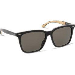 Okulary przeciwsłoneczne BOSS - 0883/S Matt Black 0R5. Czarne okulary przeciwsłoneczne męskie aviatory Boss, z tworzywa sztucznego. W wyprzedaży za 669,00 zł.