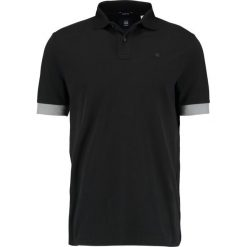 Koszulki polo: GStar RC CORE POLO S/S SLIM FIT Koszulka polo dark black