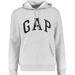 Bejsbolówki męskie: GAP ARCH Bluza z kapturem light heather grey