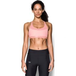Biustonosze sportowe: Biustonosz sportowy w kolorze różowym