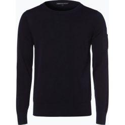 Drykorn - Sweter męski – Marto, niebieski. Niebieskie swetry klasyczne męskie DRYKORN, m, z materiału. Za 579,95 zł.