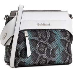 Torebka BALDININI - Tahiti 770406B0276 Turchese 23r. Czarne torebki klasyczne damskie Baldinini, ze skóry. W wyprzedaży za 809,00 zł.