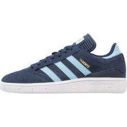 Adidas Originals BUSENITZ Tenisówki i Trampki collegiate navy/classic blue/gold metallic. Niebieskie tenisówki damskie adidas Originals, z materiału. W wyprzedaży za 265,30 zł.