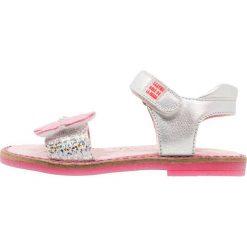 Agatha Ruiz de la Prada FLOR Sandały plata/metalcris. Szare sandały chłopięce marki Agatha Ruiz de la Prada. Za 239,00 zł.