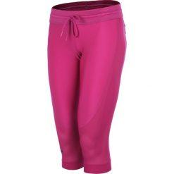 Legginsy damskie do fitnessu: legginsy sportowe damskie Stella McCartney ADIDAS STUDIO 3/4 TIGHT / AA7929 - spodnie sportowe damskie Stella McCartney ADIDAS STUDIO 3/4 TIGHT