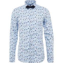 Koszule męskie na spinki: Patrizia Pepe Koszula multicolor