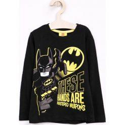 T-shirty chłopięce z długim rękawem: Blukids – Longsleeve dziecięcy Lego Batman 104-128 cm