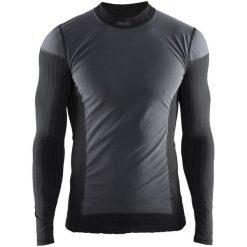 Craft Koszulka Męska ax2.0 Ws Ls Czarna S. Białe odzież termoaktywna męska marki Craft, m. Za 269,00 zł.