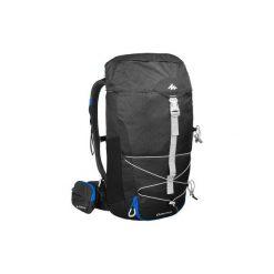Plecak turystyczny MH100 30 l. Szare plecaki męskie QUECHUA. Za 129,99 zł.