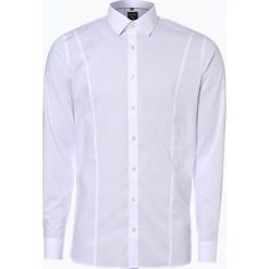 OLYMP No. Six - Koszula męska łatwa w prasowaniu, czarny. Niebieskie koszule męskie non-iron marki OLYMP No. Six, m, w kolorowe wzory. Za 199,95 zł.