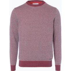Swetry męskie: Bugatti – Sweter męski, pomarańczowy