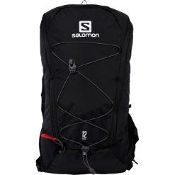 Salomon AGILE 12 SET Plecak black. Czarne plecaki męskie Salomon. Za 419,00 zł.