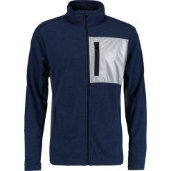 Soulland Kurtka z polaru navy. Niebieskie kurtki męskie marki Soulland, m, z elastanu. W wyprzedaży za 671,20 zł.