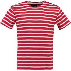 """T-shirty męskie: Koszulka """"Juicio"""" w kolorze czerwono-białym"""
