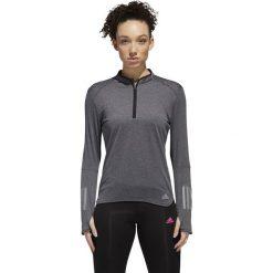 Bluza biegowa damska ADIDAS RS LS ZIP TEE W BLACK/COLHTR / CZ5088. Czarne bluzy rozpinane damskie Adidas. Za 169,00 zł.