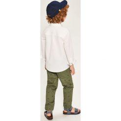 Odzież dziecięca: Spodnie jogger - Khaki
