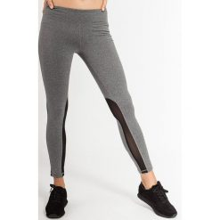 4f Spodnie damskie H4Z17-SPDF005 szare r. XL. Szare spodnie sportowe damskie marki 4f, xl. Za 135,42 zł.