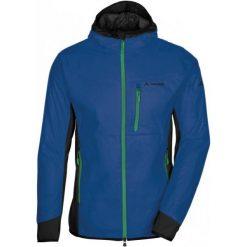 Vaude Kurtka Męska Sesvenna Hydro Blue/Green Xl. Niebieskie kurtki sportowe męskie marki Vaude, na zimę, m, z lycry, primaloft. W wyprzedaży za 499,00 zł.