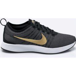 Nike Sportswear - Buty W Nike Dualtone Racer Se. Różowe buty sportowe damskie marki Nike Sportswear, l, z nylonu, z okrągłym kołnierzem. W wyprzedaży za 299,90 zł.