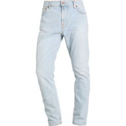 Jeansy męskie regular: Nudie Jeans BRUTE KNUT Jeansy Relaxed Fit light shade