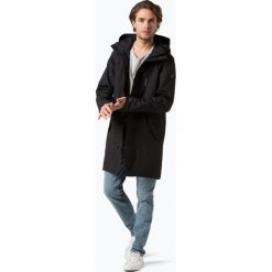 Płaszcze męskie: Didriksons - Męski płaszcz funkcyjny – Arnold, czarny
