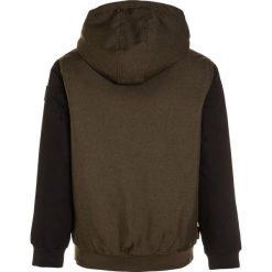 Element DULCEY BOY Kurtka zimowa black/moss/grey heather. Zielone kurtki chłopięce zimowe marki Element, z materiału. W wyprzedaży za 351,20 zł.