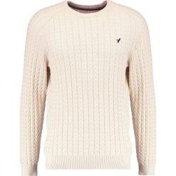 Swetry męskie: Pier One Sweter offwhite