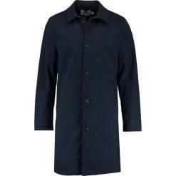 Płaszcze męskie: Topman MAC Krótki płaszcz navy