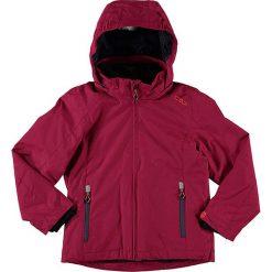 Kurtka funkcyjna 3w1 w kolorze różowym. Czerwone kurtki dziewczęce marki Reserved, z kapturem. W wyprzedaży za 152,95 zł.