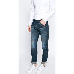 G-Star Raw - Jeansy 5620. Niebieskie jeansy męskie regular G-Star RAW. W wyprzedaży za 399,90 zł.