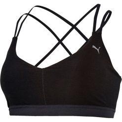 """Biustonosze sportowe: Sportowy biustonosz """"Yogini Lux Strappy"""" w kolorze czarnym"""