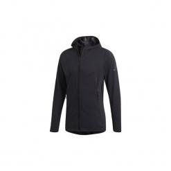 Bluzy dresowe adidas  Bluza z kapturem FreeLift Climacool. Czarne bluzy dresowe męskie marki Cropp, l, z nadrukiem. Za 329,00 zł.