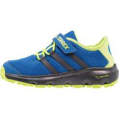 Buty sportowe męskie: adidas Performance TERREX CC VOYAGER Obuwie hikingowe real teal/chalk white/solar slime